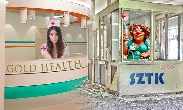 Magán egészségügyi ellátás